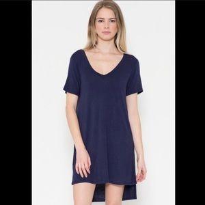 SUPER SOFT oversized T-shirt dress!